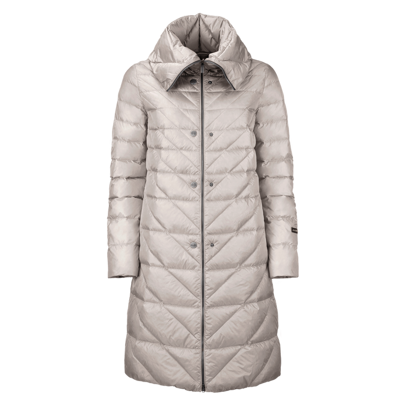 LEMMIKKI LIGHT DOWN COAT - Joutsen - silver grey