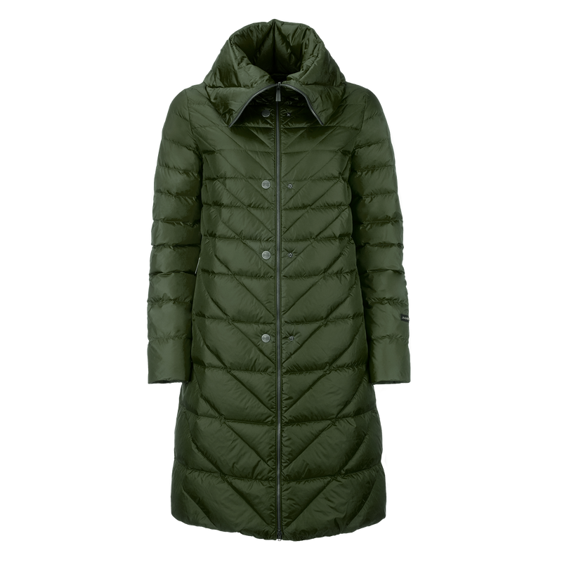 LEMMIKKI LIGHT DOWN COAT - Joutsen - jungle green