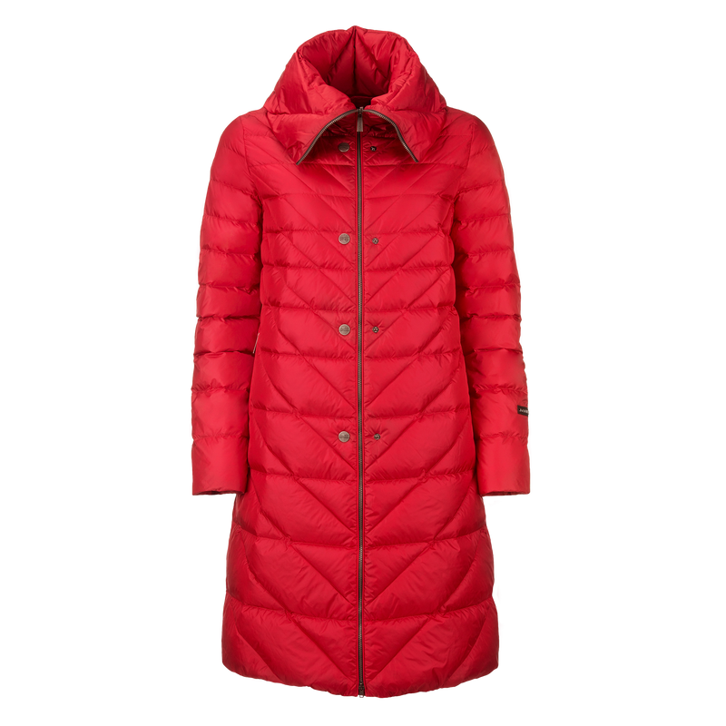 LEMMIKKI LIGHT DOWN COAT - Joutsen - Jester Red