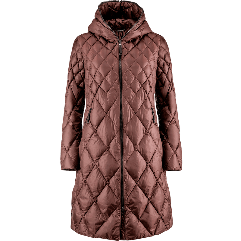 LINDA LIGHT DOWN COAT 2019 - Joutsen - d.chocolate
