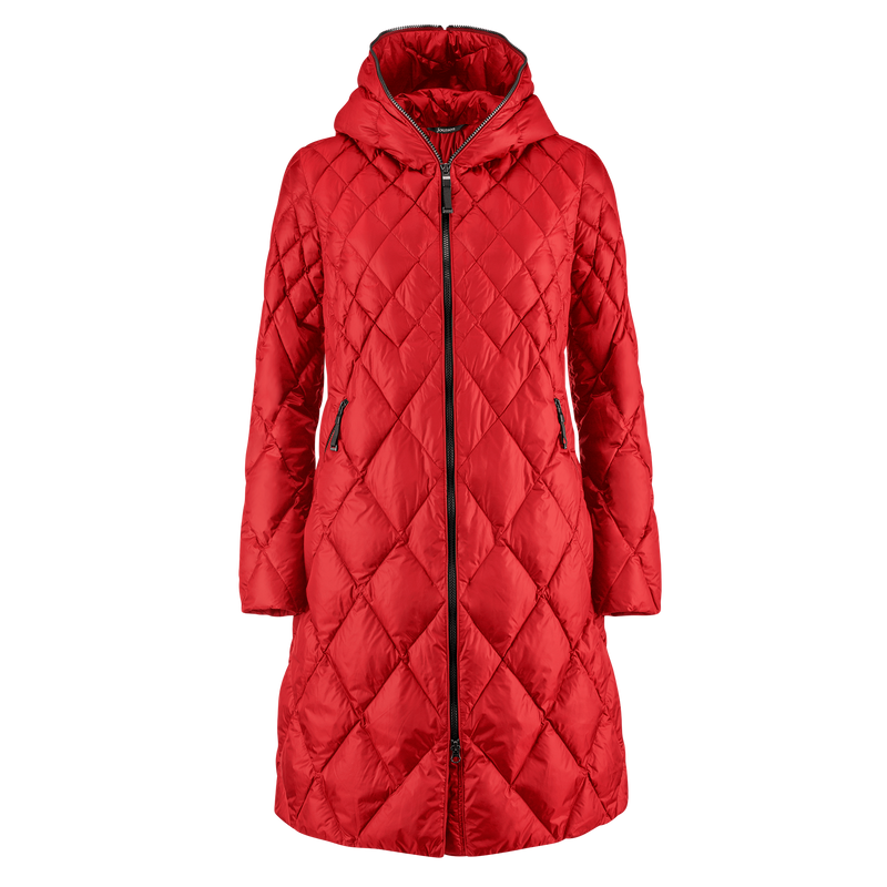 LINDA LIGHT DOWN COAT 2019 - Joutsen - Jester Red