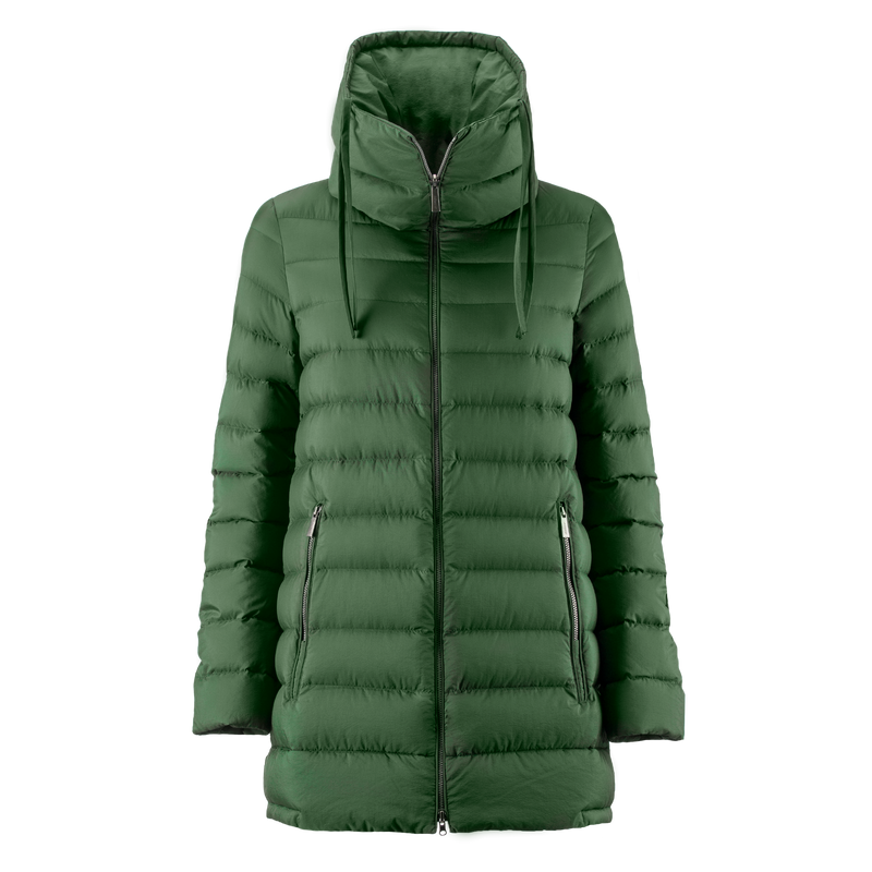 MIMOSA LIGHT DOWN COAT - Joutsen - forest night