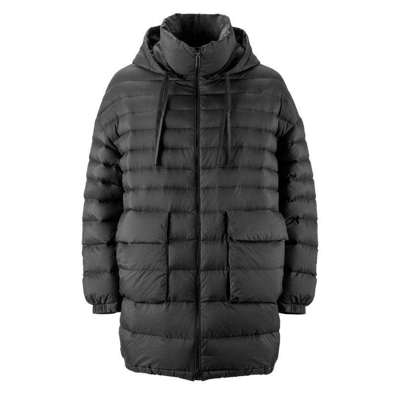 MINTTU LIGHT DOWN COAT - Joutsen - black