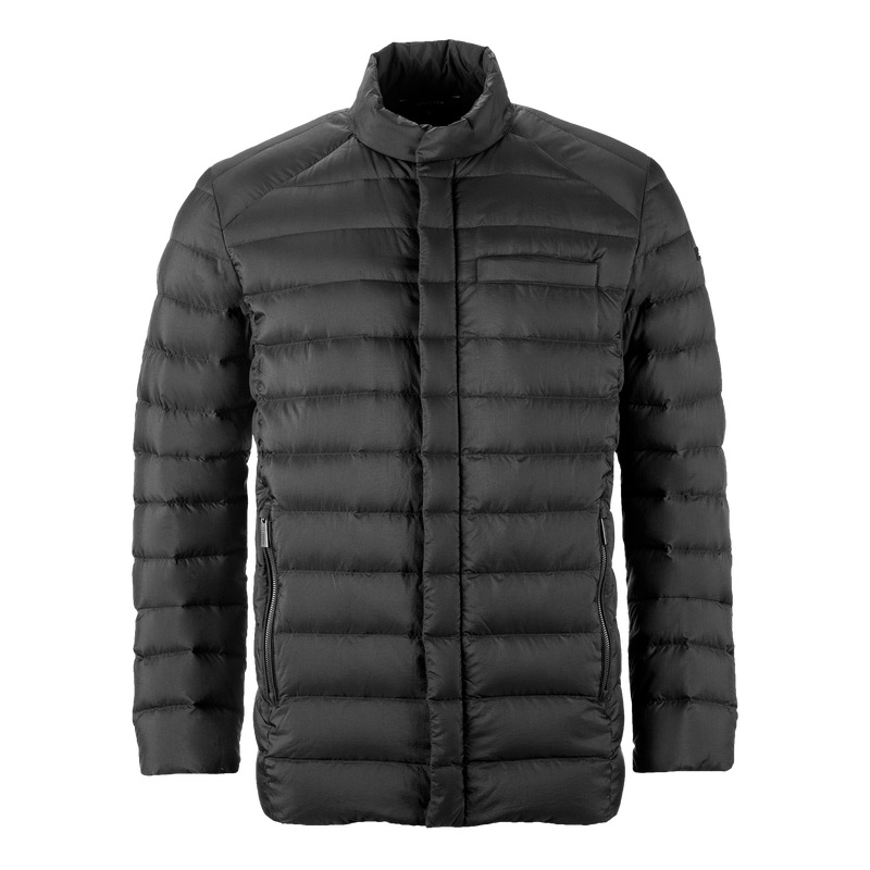 PAASO LIGHT DOWN COAT - Joutsen - black