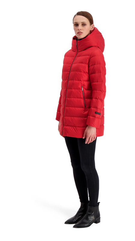 RUUT LIGHT DOWN COAT - Joutsen -