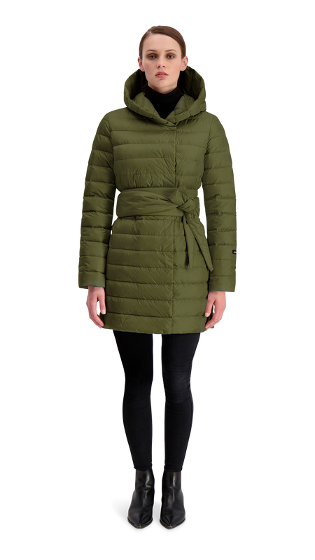 VAULA LIGHT DOWN COAT - Joutsen -