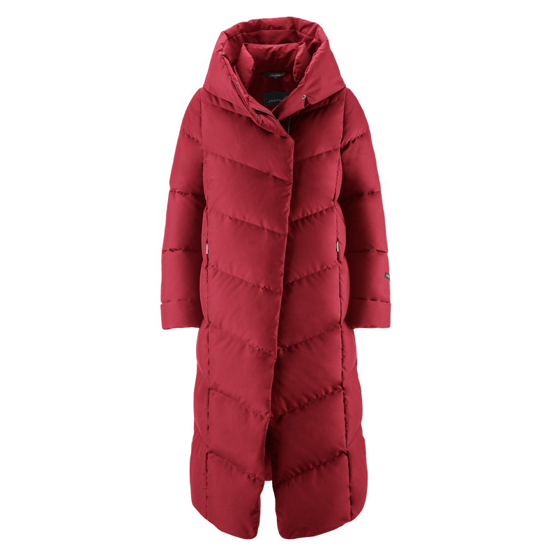 AINI DOWN COAT - Joutsen - Dark Red