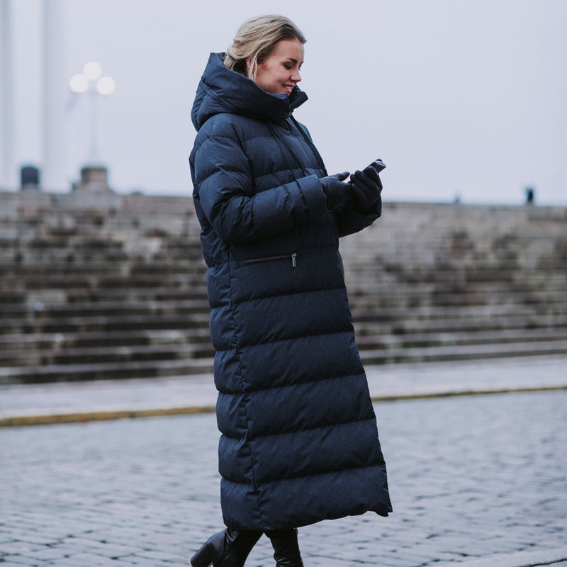 ELNA down coat - Joutsen -