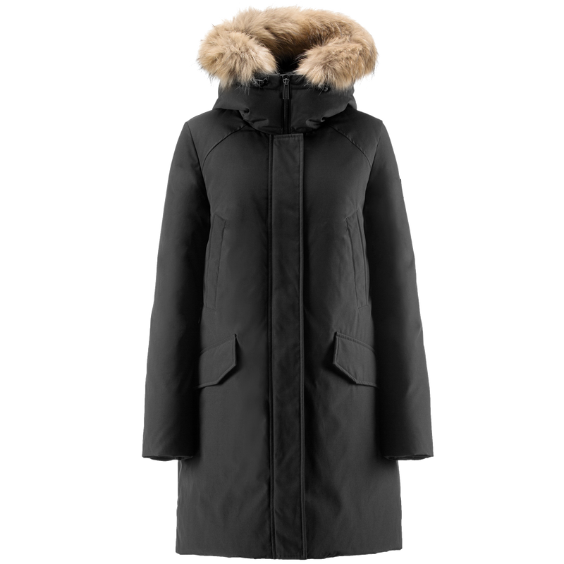 HETTA DOWN COAT - Joutsen - black