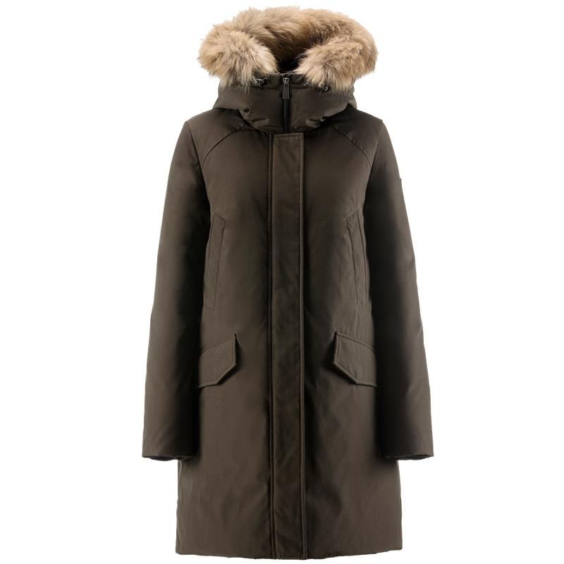 HETTA DOWN COAT - Joutsen - d.chocolate
