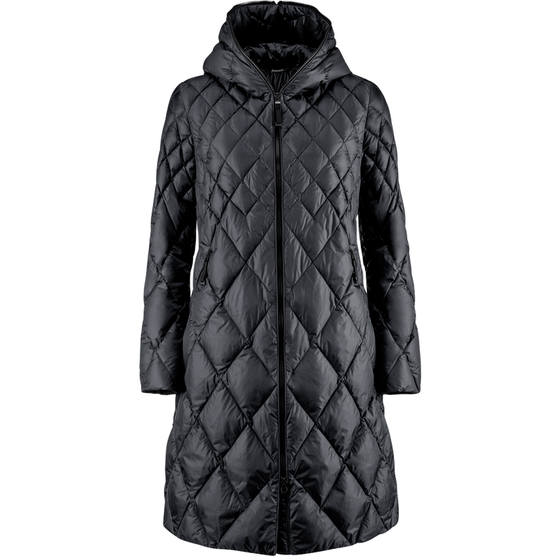 LINDA LIGHT DOWN COAT 2019 - Joutsen - black