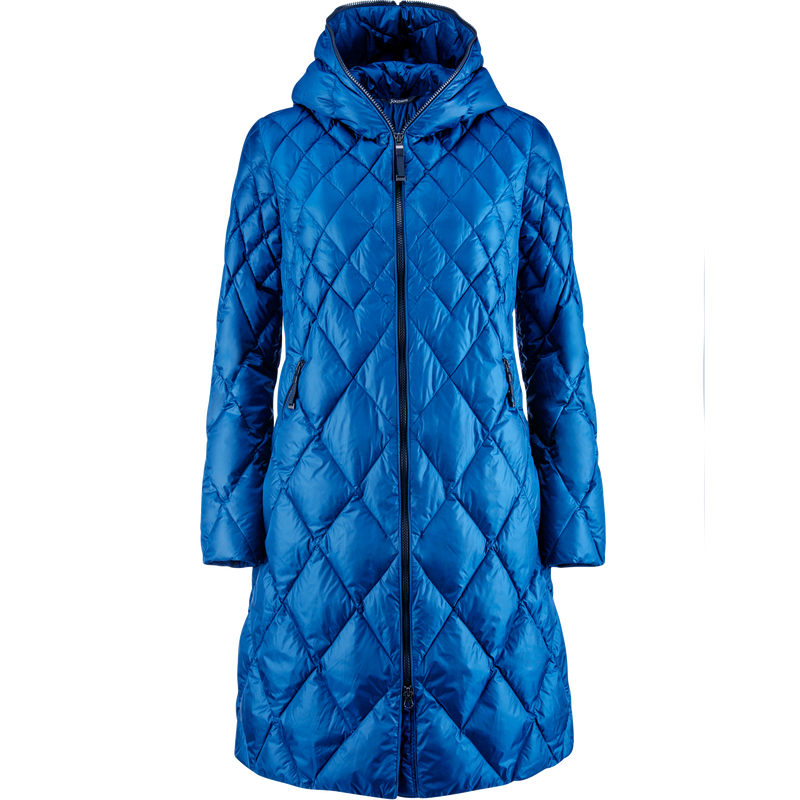 LINDA LIGHT DOWN COAT - Joutsen - sky blue