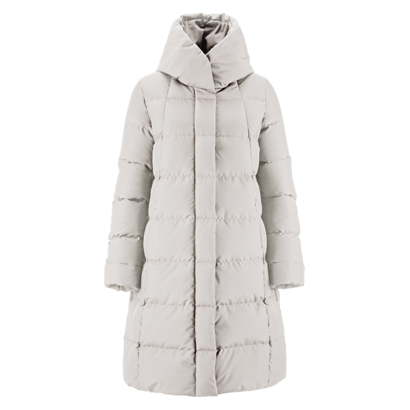 LUME DOWN COAT - Joutsen - silver grey