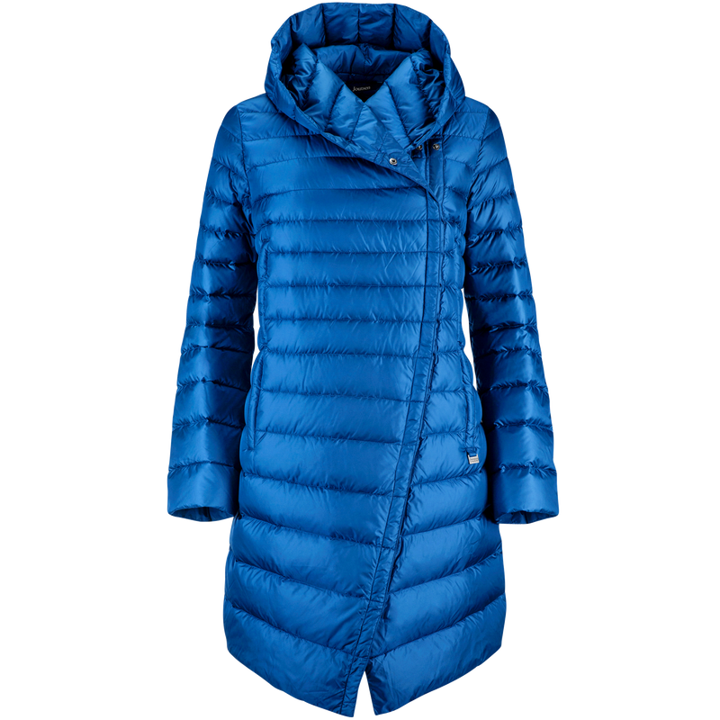 MARILYN LIGHT DOWN COAT - Joutsen - sky blue