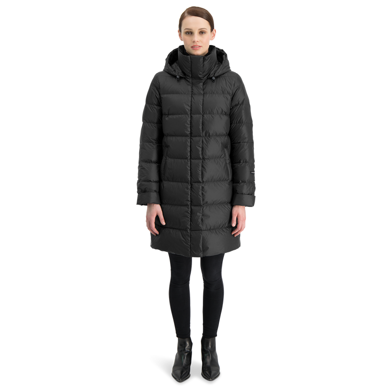 NEELA down coat - Joutsen - black