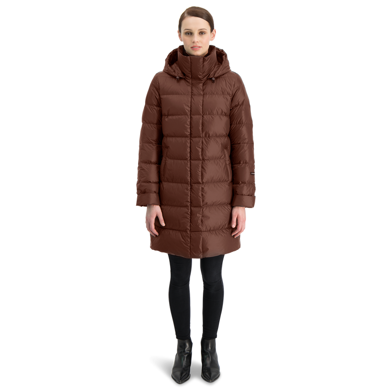 NEELA down coat - Joutsen - d.chocolate