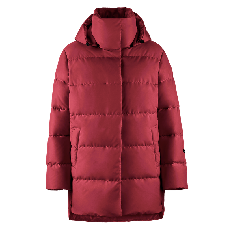 SUMU DOWN COAT - Joutsen - dark red