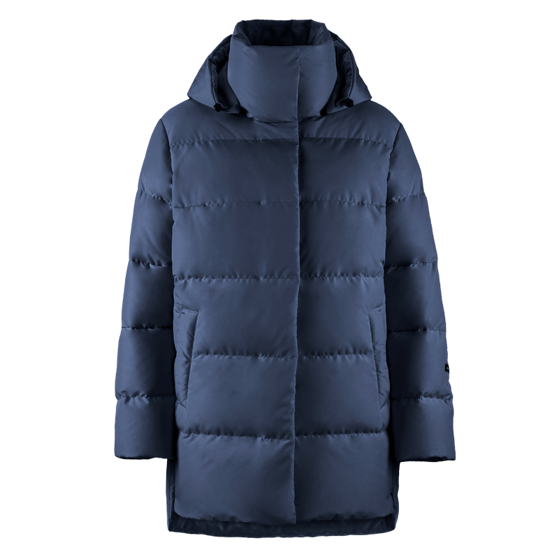 SUMU DOWN COAT - Joutsen - blue