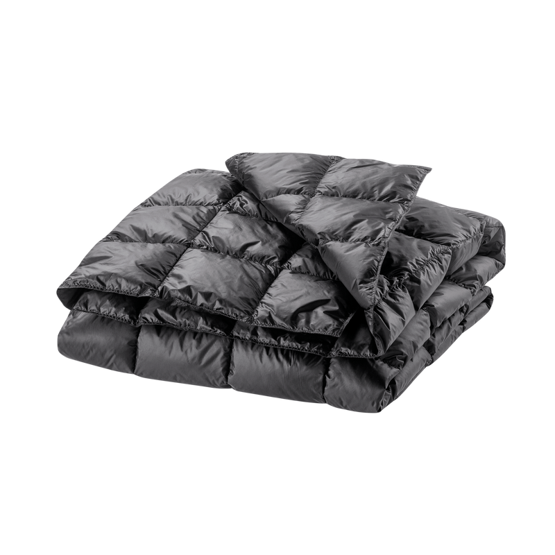Kulkuri Multipurpose Down Blanket - Joutsen - antracite