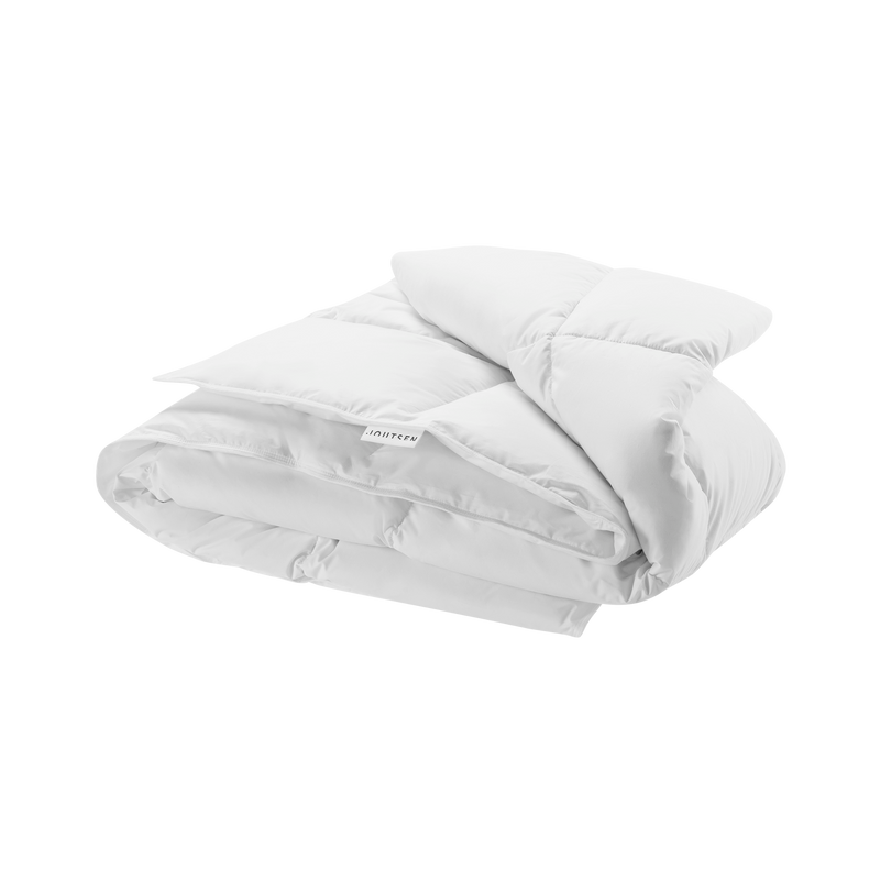 Kids Medium Warm Down Duvet 120x160cm - Joutsen - white