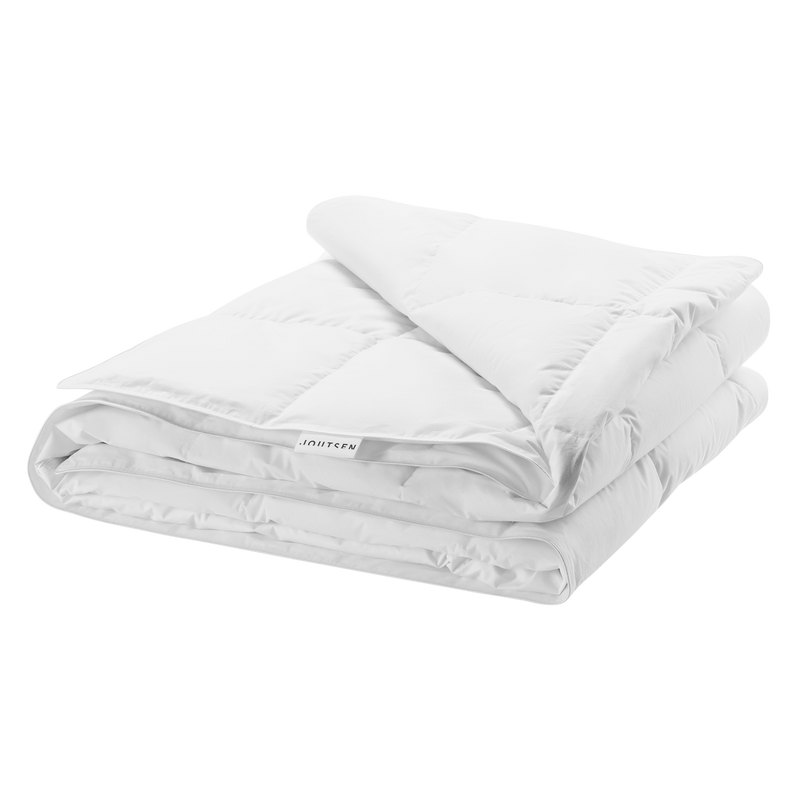 Syli down duvet - super cool 150x210cm - Joutsen - white