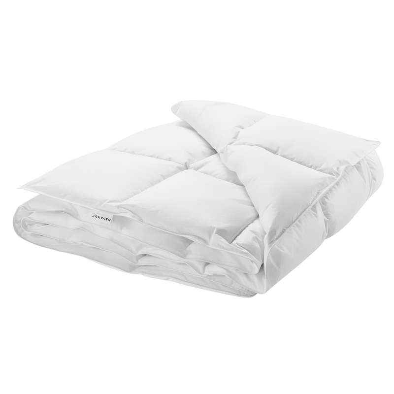 Syli down duvet - medium-warm 200x220cm - Joutsen - white