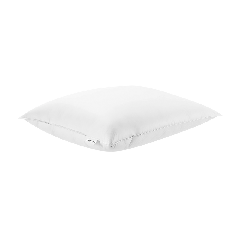 Syli down pillow - soft and medium-high 50x60cm - Joutsen - white
