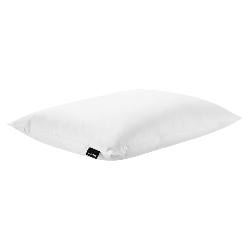 Medium firm and Low Triplus Mega Petit Down Pillow 60x80cm - Joutsen - white