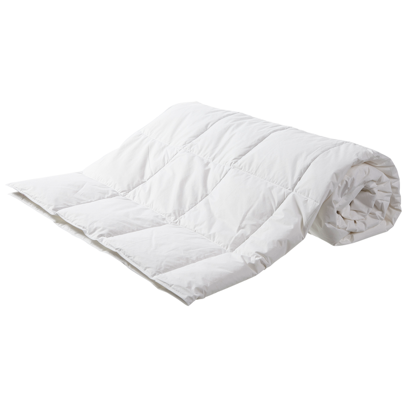 Super Cool Hento Down Duvet 220x220cm - Joutsen - white