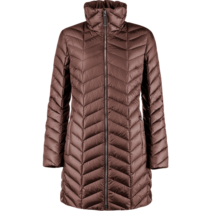ANGELA LIGHT DOWN COAT - Joutsen - d.chocolate