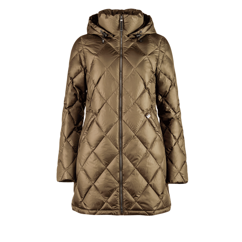 CESILIA LIGHT DOWN COAT - Joutsen - kangaroo
