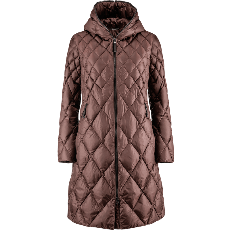 LINDA LIGHT DOWN COAT - Joutsen - d.chocolate