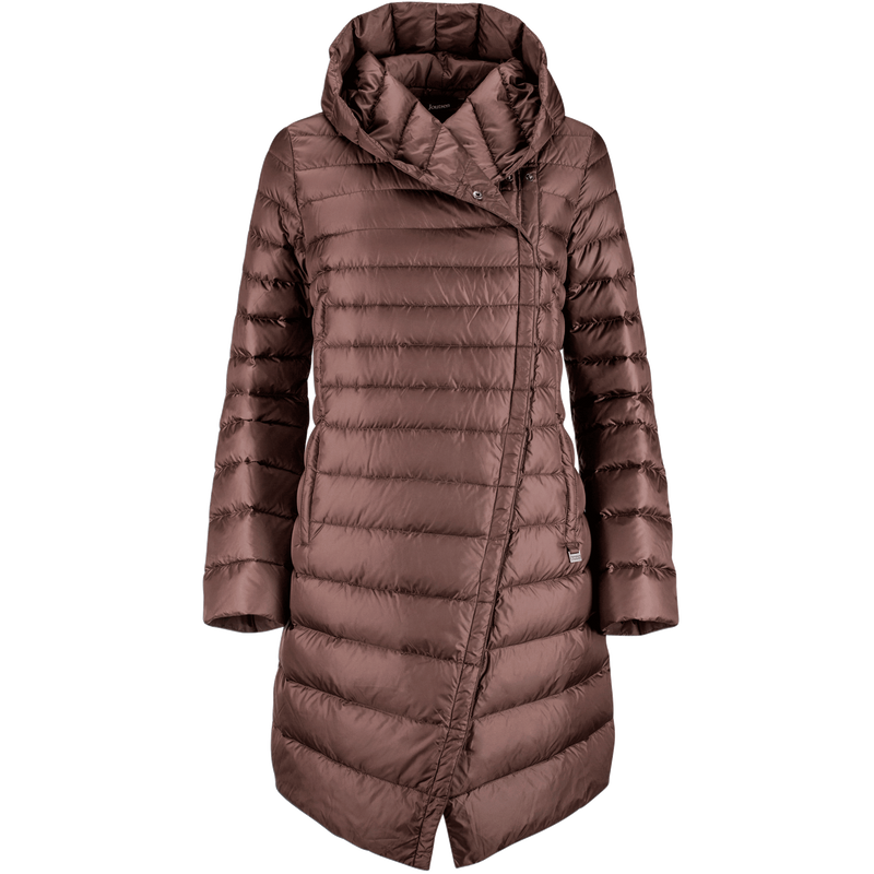 MARILYN LIGHT DOWN COAT - Joutsen - d.chocolate