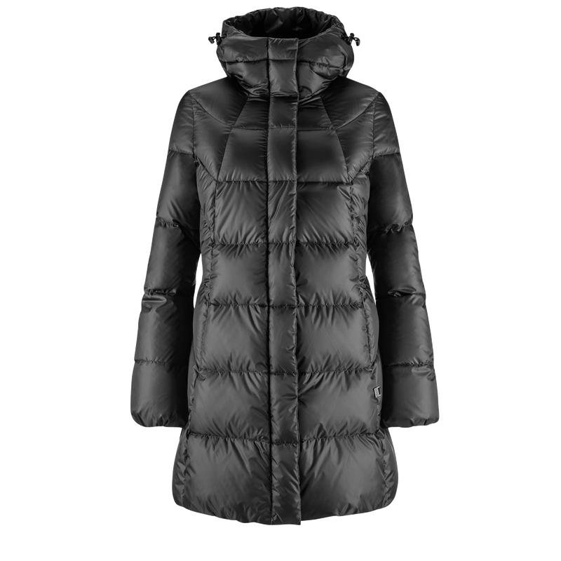MERI DOWN COAT - Joutsen - black