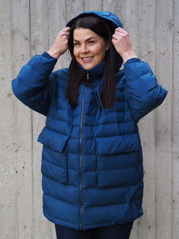 MINTTU LIGHT DOWN COAT - Joutsen -
