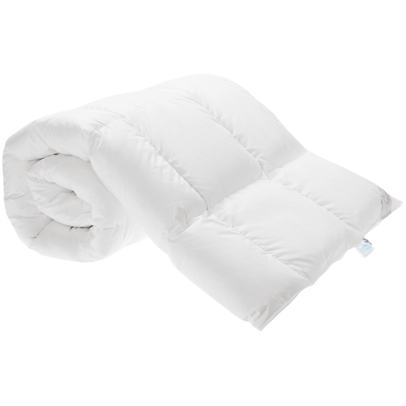 Warm Royal Down Duvet 220x220cm - Joutsen - white