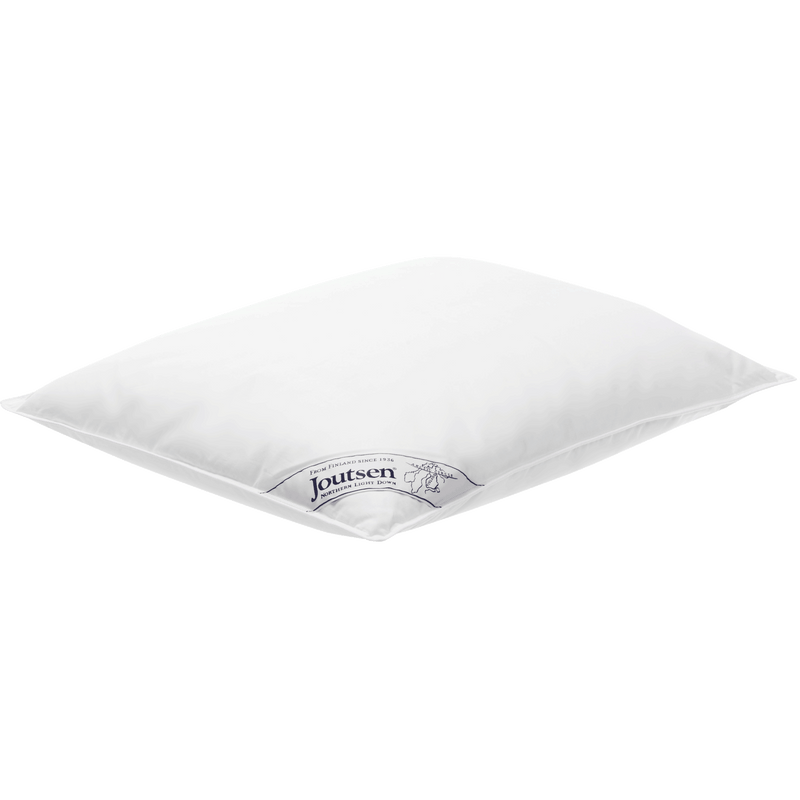 Soft and Low Skandinavia Down Pillow 50x70cm - Joutsen - white