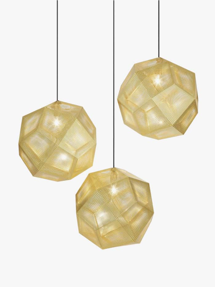 Tom Dixon - Etch Brass 50cm