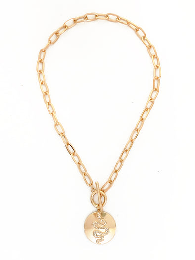 Eve Chain Necklace