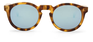 JORDAAN HC Tortoise With Sky Blue Lenses