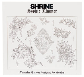Sophie Rimmer X Shrine Flowers