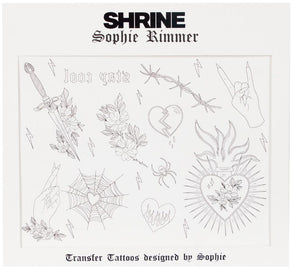 Sophie Rimmer X Shrine Hearts