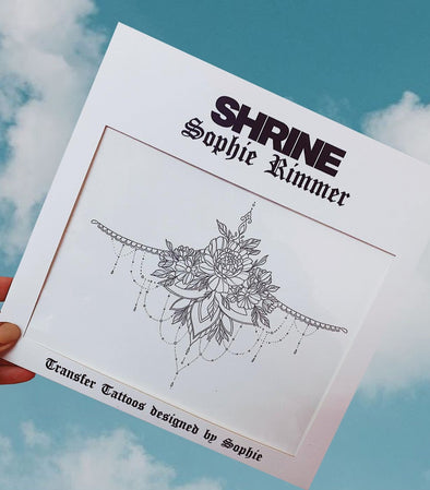 Sophie Rimmer X Shrine Under Boob