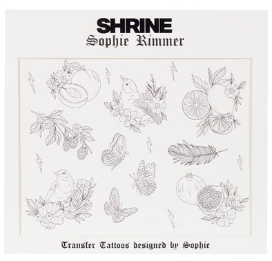 Sophie Rimmer X Shrine Birds