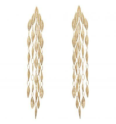 Earrings Cascade Xl