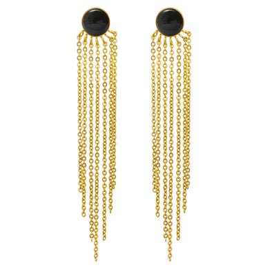 Gloria Earrings Gold Plated