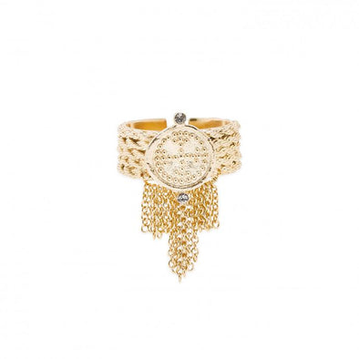 Odyssee Ring Gold