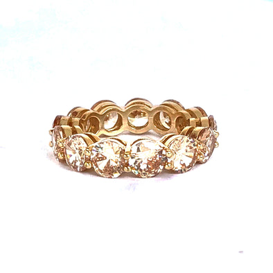 Aphrodite Ring Champagne