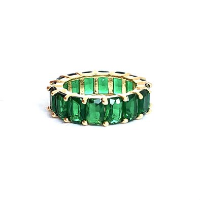 Artemis Ring Emerald