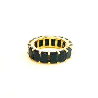 Artemis Ring Black Diamond